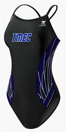 Girls Team Suit TYR Phoenix Splice