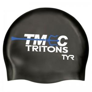 TMEC Tritons Swim Cap. TYR
