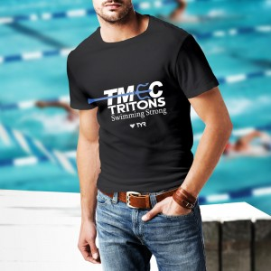 TMEC Men Team Shirt in Black