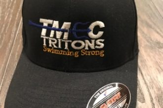 Flex-fit TMEC Baseball Caps (Black)