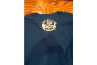 Gildan – Bronze Medal Club Long Sleeve (Blue)