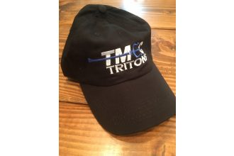 Hat – TMEC Baseball Caps Adjustable (Black)