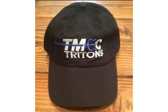 Hat – TMEC Baseball Caps Adjustable (Black)