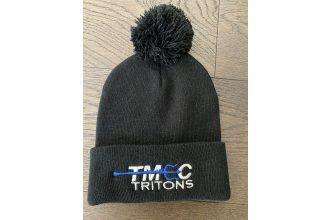 TMEC Black beanie