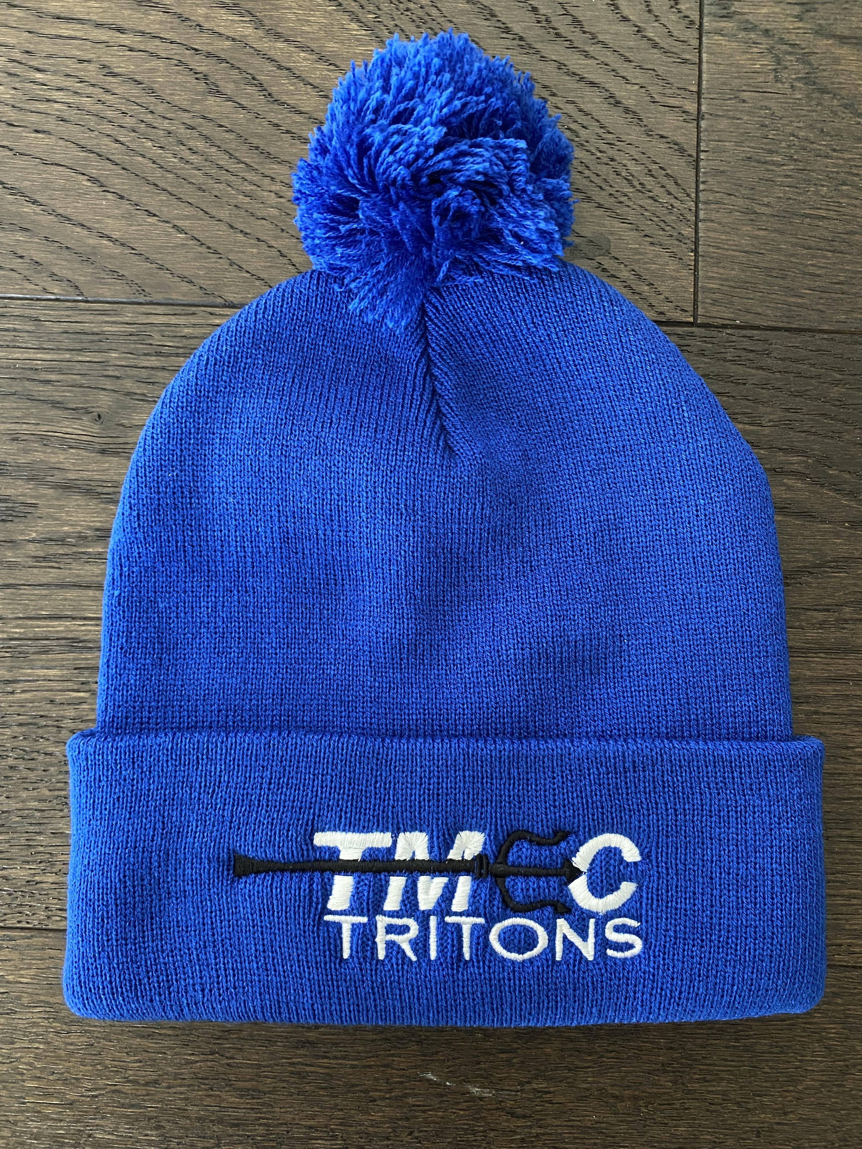 TMEC Blue beanie